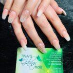 Shop 29 - Tina's Galaxy Nails Logo