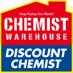 Shop 26 - Chemist Warehouse Logo