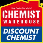 Shop 26 - Chemist Warehouse Logo