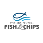 Shop V1 - Stirling Central Fish & Chips Logo