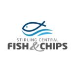 Shop V1 - Stirling Central Fish & Chips Logo